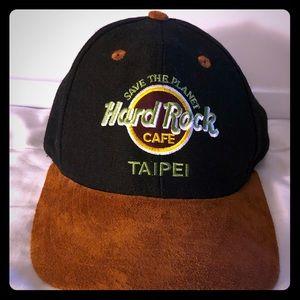 Hard Rock Cafe Taipei Cap